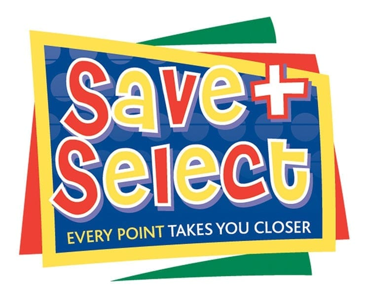 Save & Select Logo