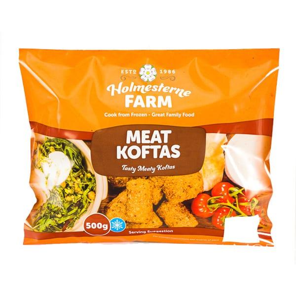 Meat Koftas
