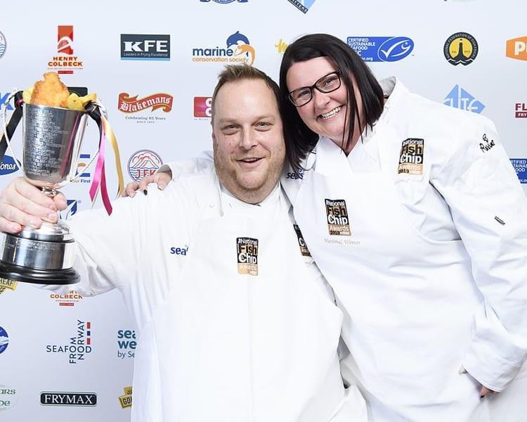 National Fish & Chip Award Winners