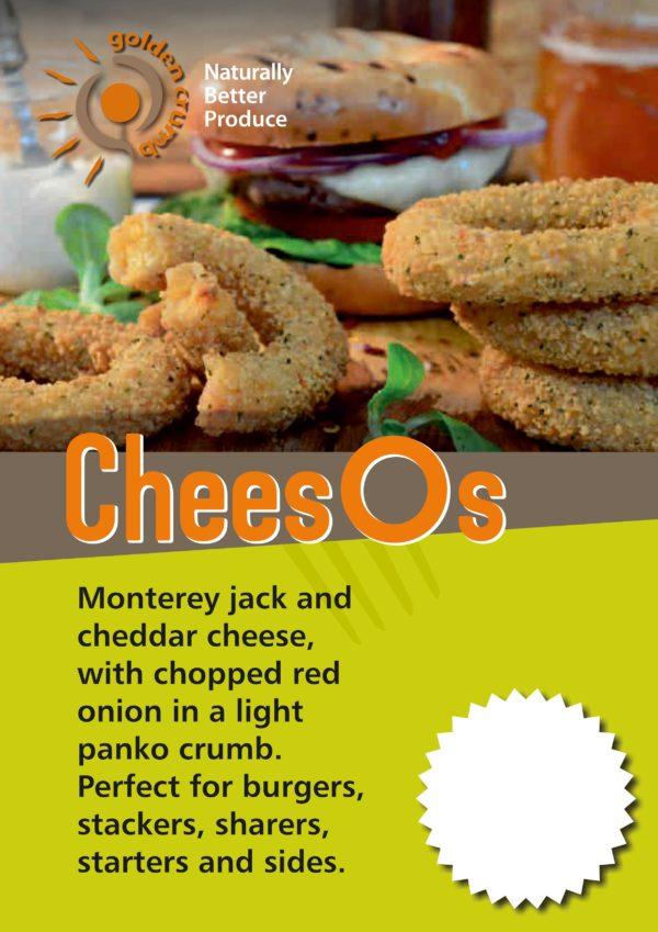 CheesOs Poster
