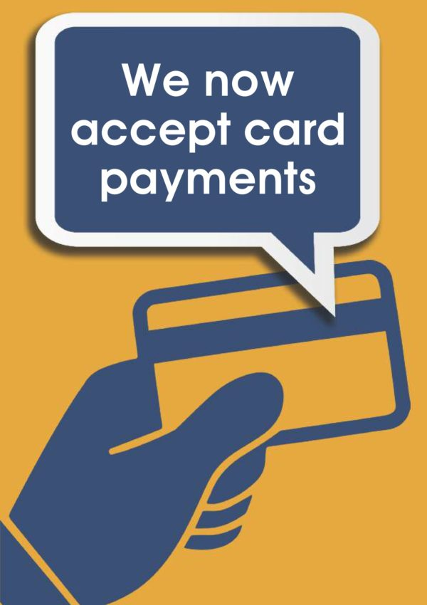 Card Payments Poster