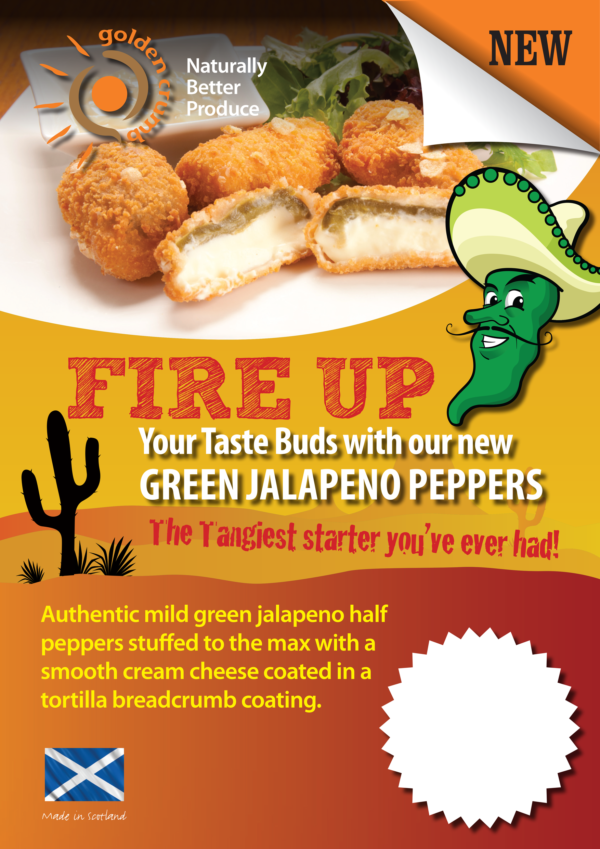 Jalapeno Peppers Poster