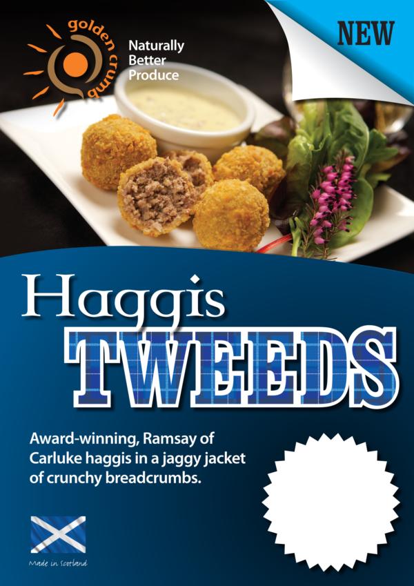 Haggis Tweeds Poster