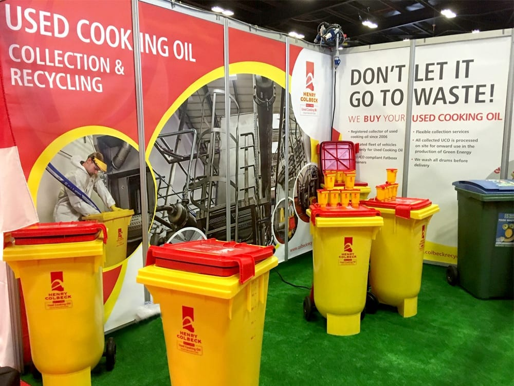Used Cooking Oil Collection & Recycling