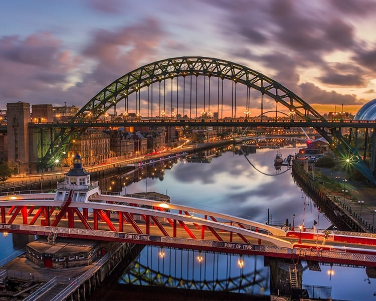 Win a weekend in Newcastle