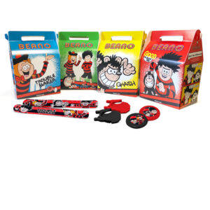 Beano Kids Meal Boxes