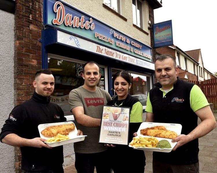 Dantes Fish & Chips