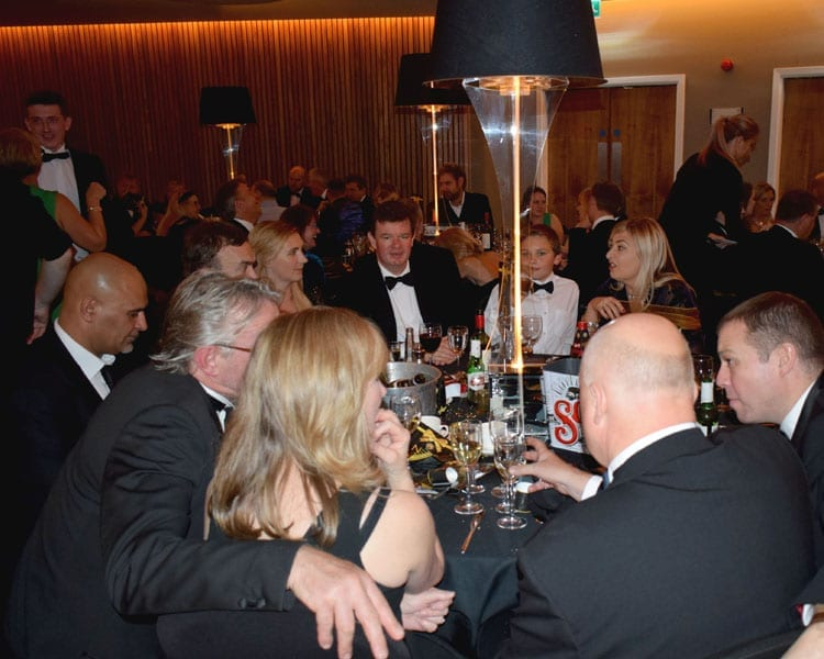 NFFF Ball Newcastle