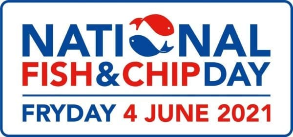 National Fish and Chip Day 2021 logo
