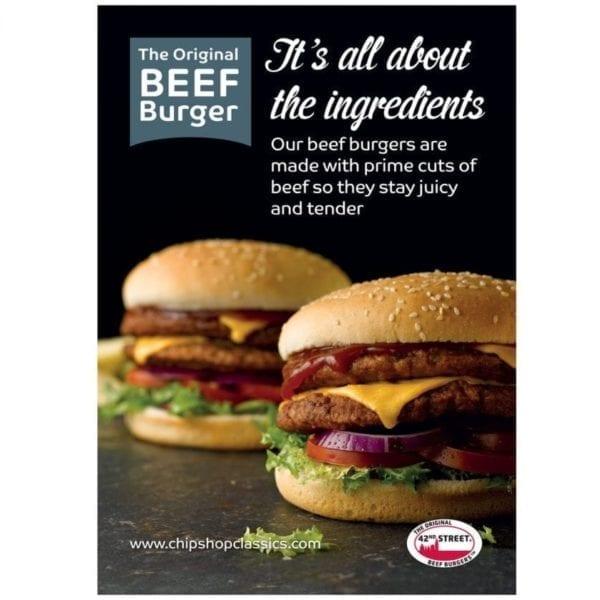 42nd-Street-Burger-Poster-600x839