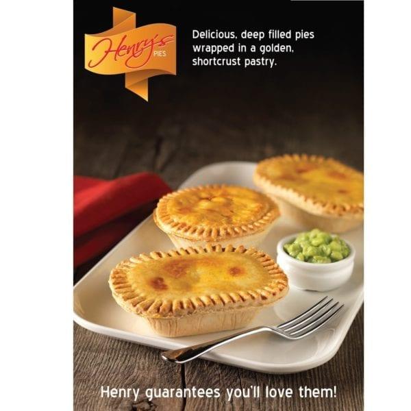 Henrys-Pies