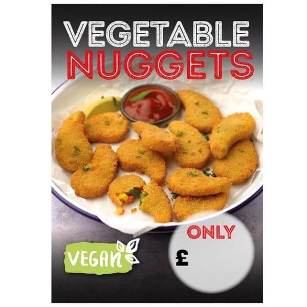 Vegan-Nugget