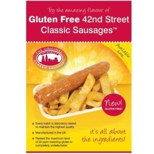gluten_free_42nd_street_classic_sausage_poster_1