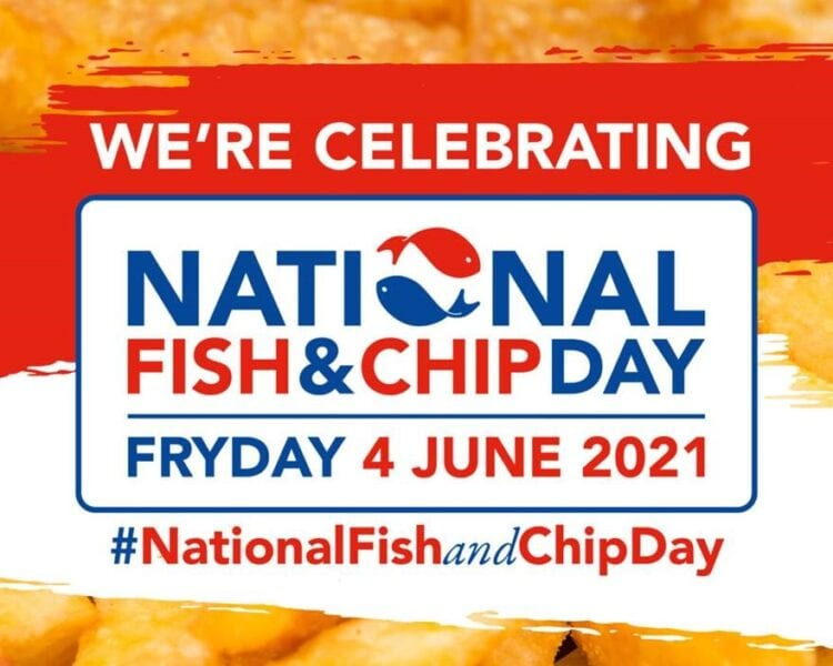 National Fish and Chip Day Banner
