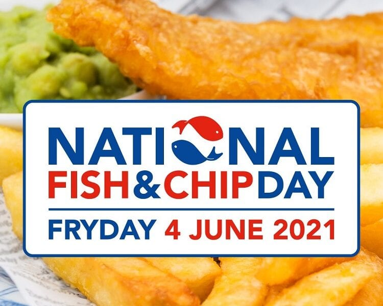 National Fish and Chip Day 2021