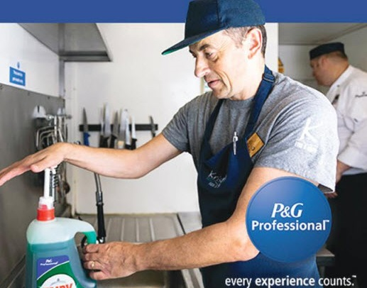 CleanPlus with P&G Professional